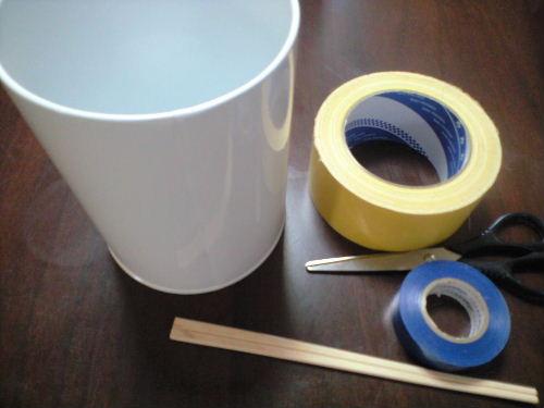 手作り 幼児教材 太鼓 材料